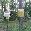 Na leśnym parkingu #parking #PuszczaPiska