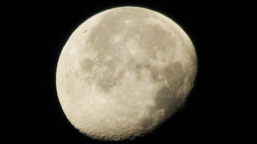 dzisiejsze nocne niebo #noc #ksiezyc #planeta