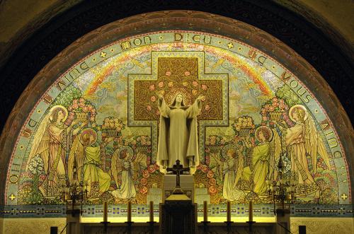 Bazylika św. Teresy w Lisieux - Francja