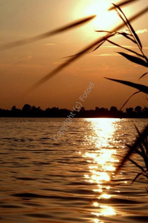 więcej Słońca... #ZachódSłońca #lato #jeziora #fotoel
