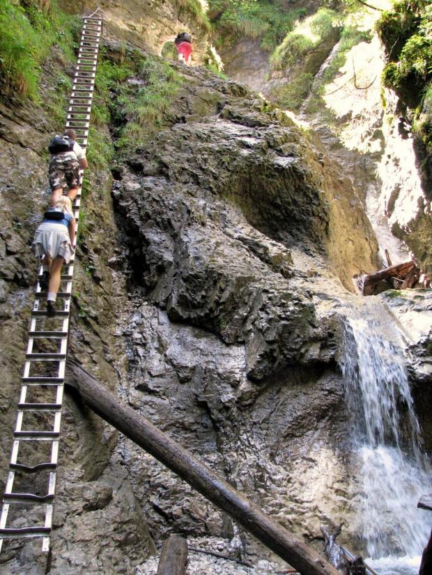 Słowacki Raj - Sucha Bela /Słowacja/ #lezajsktm #przyroda #góry #krajobraz #słowacja #SuchaBela #SłowackiRaj #słowacki #raj