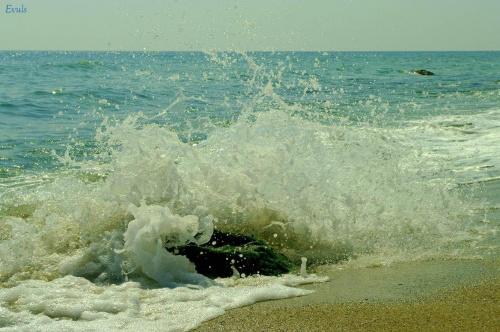 A mnie jest szkoda lata... #morze #MorzeCzarne #fale