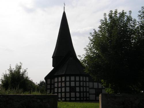 Kościółek w Polnicy