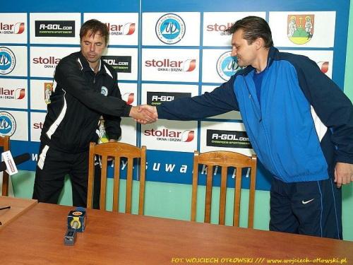 Mecz II ligi Wigry Suwałki - Świt Nowy Dwór Mazowiecki, 11 września 2010 #mecz #IILiga #WigrySuwałki #ŚwitNowyDwórMazowiecki