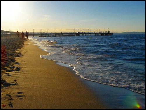 Plaża w jelitkowie