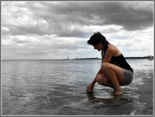 Plaża jelitkowo.