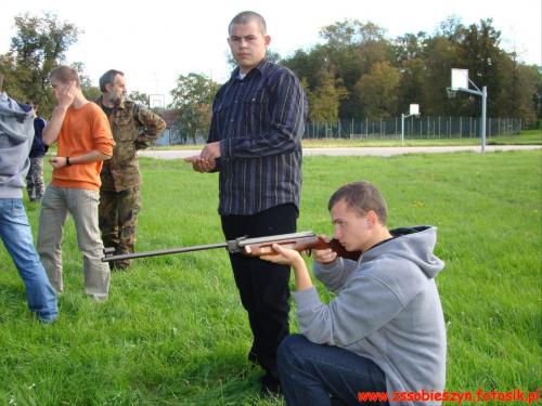 Wystrzałowy spacer klasy drugiej #Sobieszyn #Brzozowa
