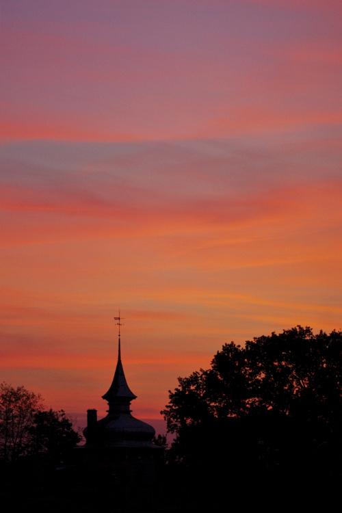 #rano #niebo