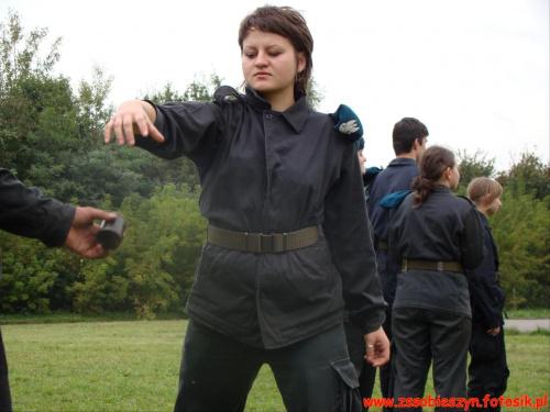 Trzeci dzień zgrupowania klas wojskowych #Sobieszyn #Brzozowa #KlasaWojskowa