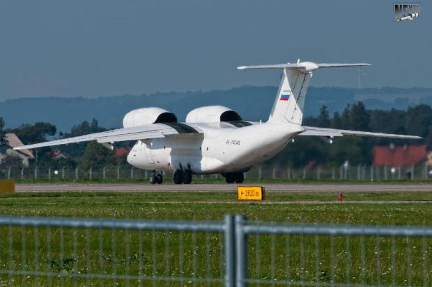 An-74D #Ostrava