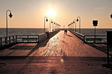 Poranny spacer po gdyńskim molo...:) #Gdynia