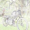 rowerocykl, wg tutka www.dziadek.webd.pl #rowerocykl #rower #rowery