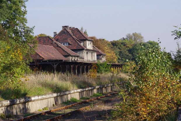 #Lubsko #dworzec