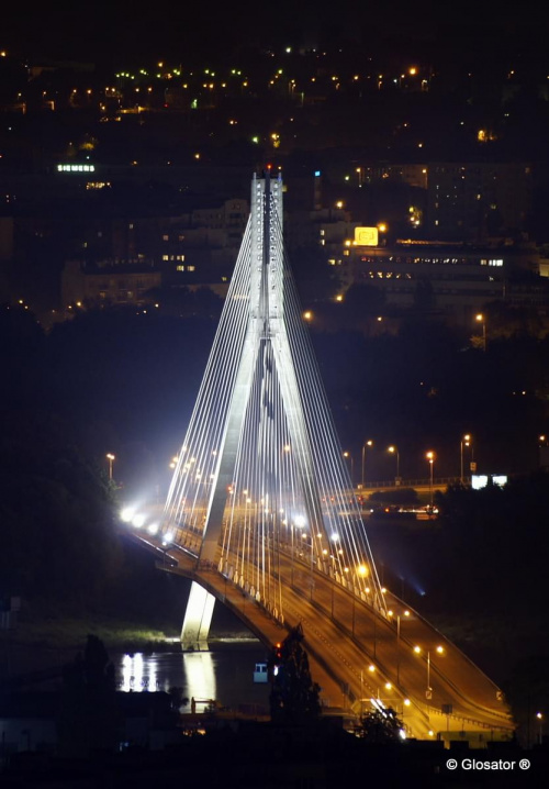 Warsaw by night #Warszawa #Warsaw #ByNight #City