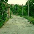 Droga krajowa w Bułgarii :) #Bułgaria #droga #ulica #podróż
