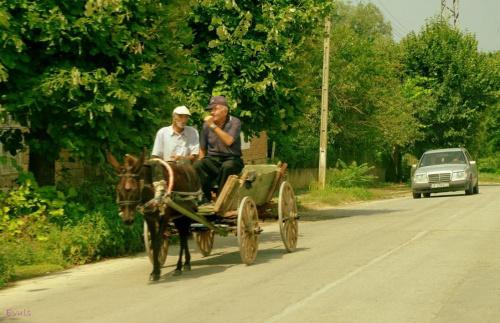 Na ulicach Bułgarii