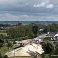 Ujski Olimp i SU45-147 pokonująca most na Noteci. Tu jest filmik: http://www.youtube.com/watch?v=fz7p0u0WPrk #kolej #SU45 #Piła #Ujście #pociąg