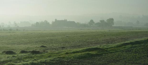 prawie sprzed miesiąca, zza szyby autokaru- za zachodnią granicą, w drodze do Königstein, Bastei, Stolpen (to wkrótce) #jesień