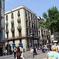 BARCELONA-HISZPANIA-LAS RAMBLAS #ULICE