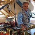 Itanos przydrożny stragan bananów, miodu i oliwy #Amoudara #Kavousi #Tourloti #MesaMouliana #Chamezi #AgiaFotia #PanagiaAkrotiriani #Vai #Itanos #Enmoupoli #Kreta #EccoHoliday #Sun24 #monastyry