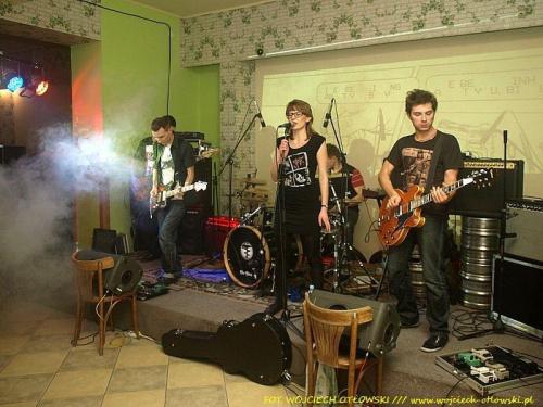 The Lollipops - XIV Suwalskie Ucho Muzyczne. Suwałki - Restauracja Na Starówce - 13 listopada 2010 #TheLollipops #SuwalskieUchoMuzyczne #koncert #muzyka #RestauracjaNaStarówce