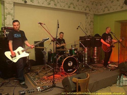 Apteka na XIV Suwalskim Uchu Muzycznym. Na Starówce - 13 listopada 2010 #Apteka #SuwalskieUchoMuzyczne #koncert #muzyka #RestauracjaNaStarówce