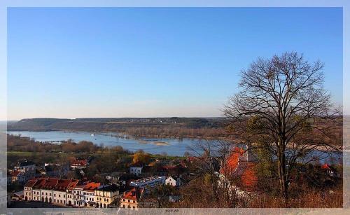 Kazimierz... Wisła...jesień...;)