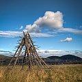 Polski Wezuwiusz... #krajobraz #natura #pole #wieś #rogale #góry #scenerie #HDR #arietiss
