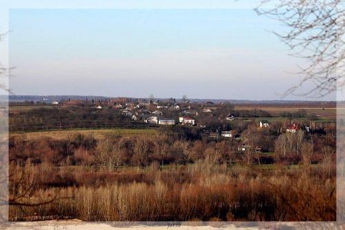 Z Góry Trzech Krzyży w Kazimierzu - jesienny krajobraz...