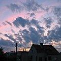 #niebo #zmierzch #wieczór