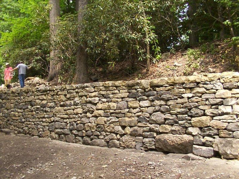 Zobacz Watek Suchy Mur Czyli Jak Zbudowac Kamienny Mur Bez Zaprawy