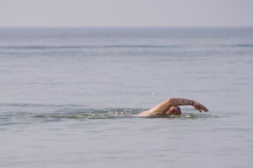 #morze #Bałtyk #pływanie