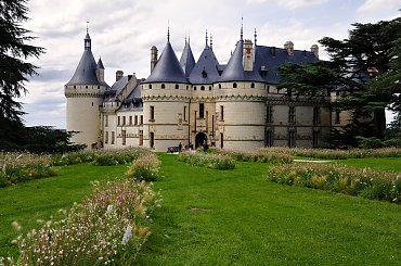 Chaumont - Francja #Wartburg #Chamount #zamki #zamek #Loara #Francja