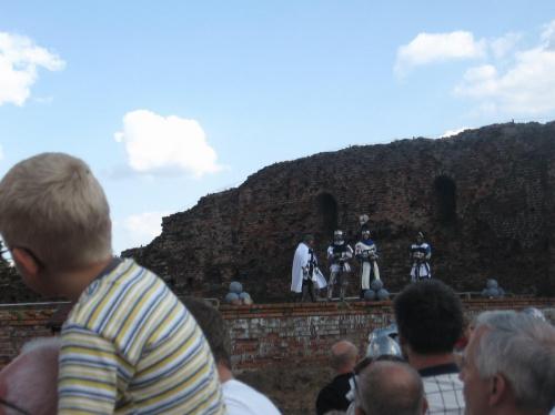 #Toruń #zamek #Krzyżacy