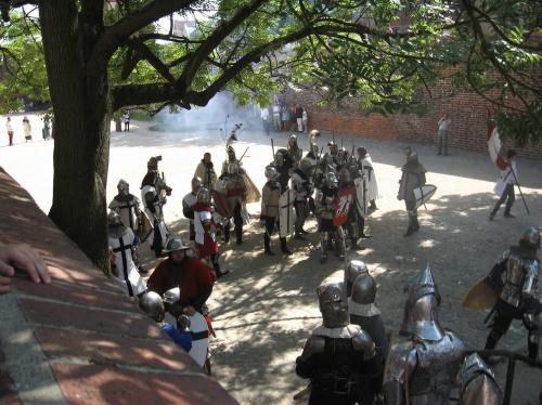 #Toruń #Krzyżacy #InscenizacjaHistoryczna