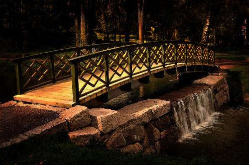 Bogstadgaard - mostek do Krainy Czarów