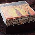 pudełeczka #pudełeczka #decoupage #RęcznieRobione #prezenty