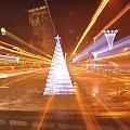 #święta #choinka #katowice #rondo #światło