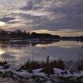 marcowo w styczniu :) #zalew #zima #styczeń #roztopy #krajobraz
