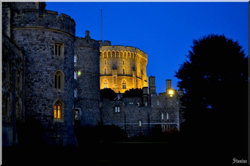 ... Windsor Castle ...