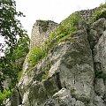 Ruiny zamku Bąkowiec w Morsku z XIV w. - Jura krakowsko-częstochowska. #Bąkowiec #zamek #zamki #Polska #historia #lezajsktm #krajobraz #mury #Morsko #jura #krakowsko #częstochowska #ruiny #widok